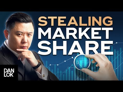 Want To Steal Your Competitor's Market Share? Create Your Own Market Category - Dan Lok