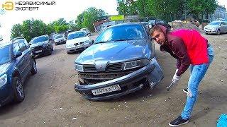 ДУШОЙ В BMW, ЖОПОЙ В Mitsubishi!