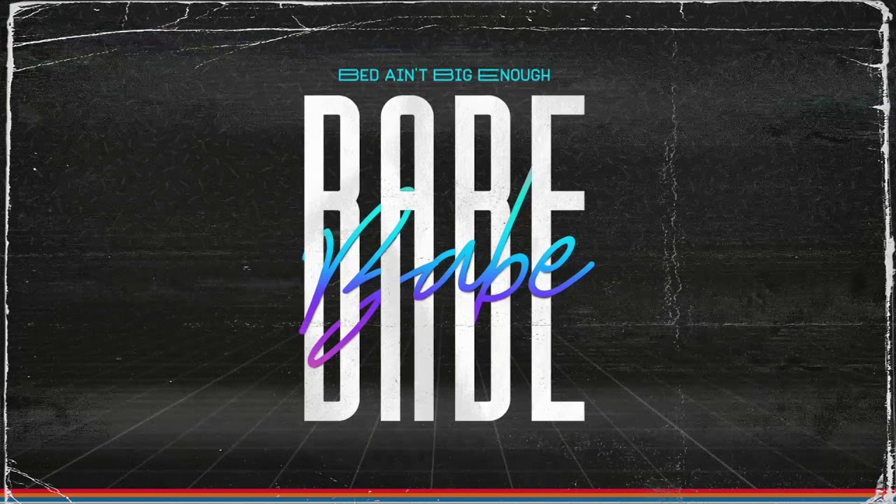FTampa - Bed Ain't Big Enough (Babe) [feat. Saint War] (Official Audio)