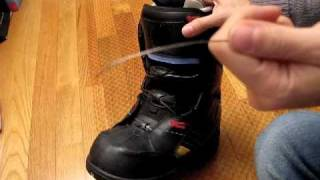How To Fix Broken Boa Laces/wires