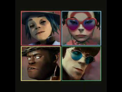 Gorillaz  Out Of Body ft Kilo Kish, Zebra Katz & Imani Vonshà