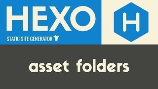 Asset Folders | Hexo - Static Site Generator | Tutorial 9