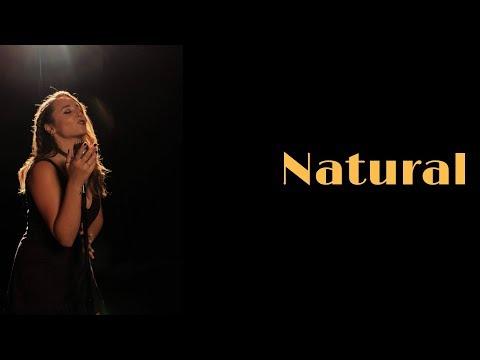Imagine Dragons - Natural - Cover by Ali Brustofski (Acoustic)