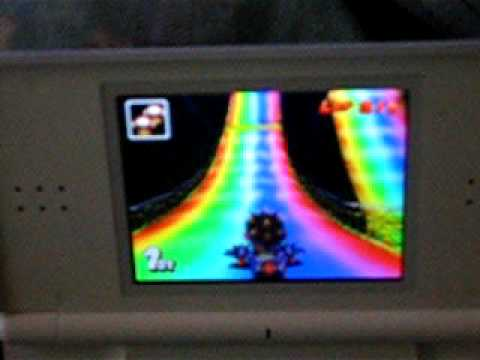 Unlocked Rob In Mario Kart Ds Youtube