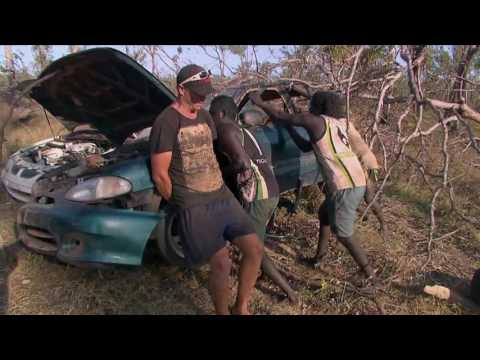 Bush Mechanics Episode5. Aborigines Pimp my ride