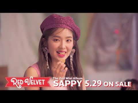Red Velvet / JAPAN 2nd Mini Album『SAPPY』Teaser#1 - SAPPY Version -