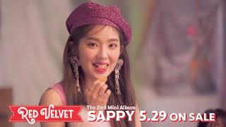 Red Velvet / JAPAN 2nd mini album『SAPPY』Teaser#1 - SAPPY Version -