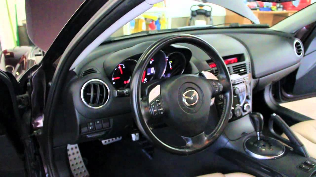 2005 Mazda RX 8 SHINKA GOLDEN RULE TALLMADGE OHIO   YouTube