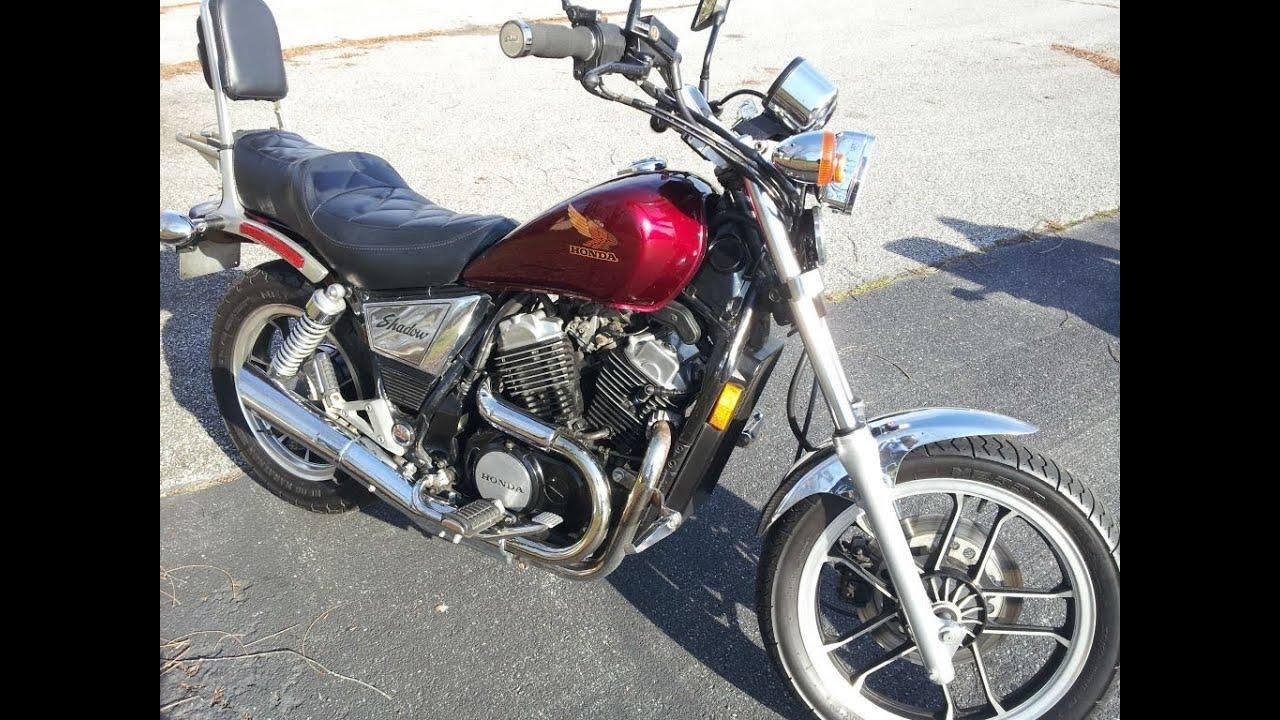 83 Honda Shadow 500 Bobber 1983 Motorcycle Parts You