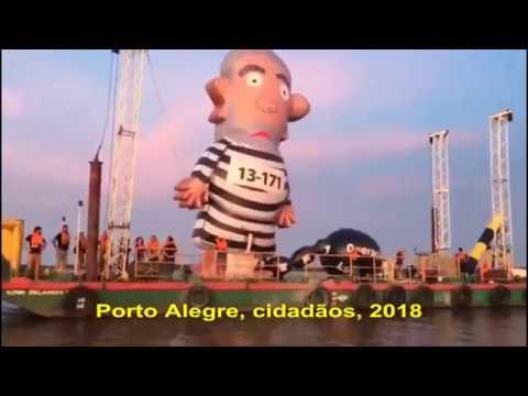 Humor político (Os punks de Porto Alegre contra Lula!) - Chimarrão News 1075