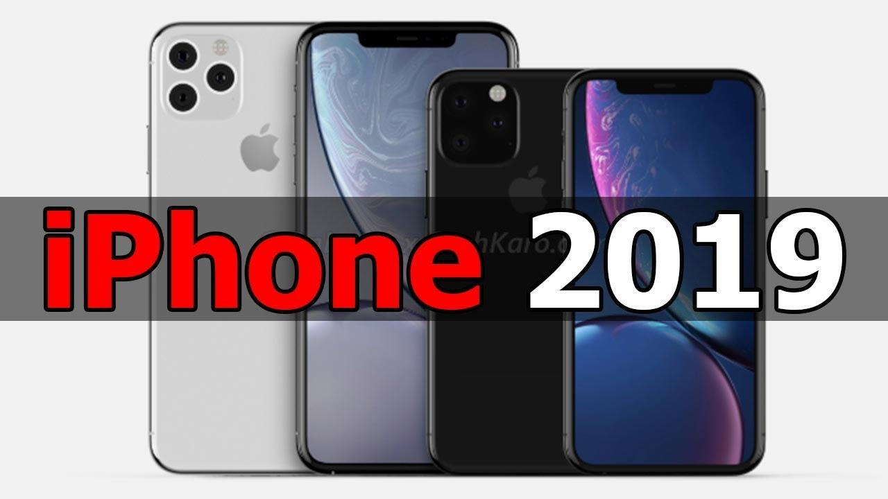 Tổng hợp tin đồn iPhone 11 (iPhone 2019): Cực đẹp, cực đắt