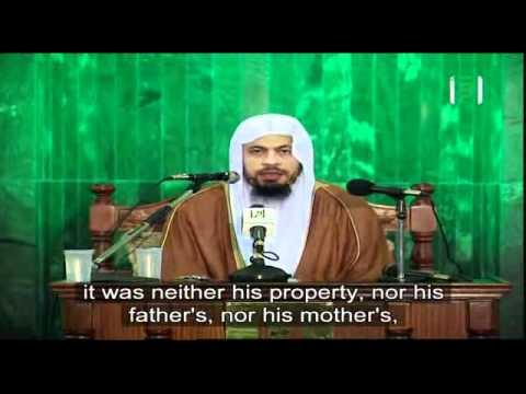 The Life of Abu Muslim al-Khawlaani - Shaykh Muhammad Musa ash-Shareef