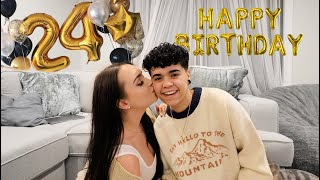 SAUD'S 24TH BIRTHDAY VLOG!!