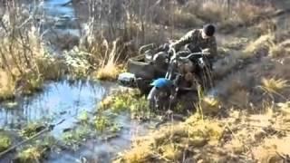 Мотоцикл М 67 Урал с полным приводом(Первый раз такое вижу!!!, 2015-07-06T09:45:02.000Z)