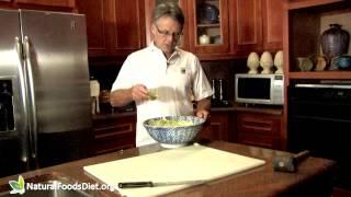 Healthy Sauerkraut Recipe.  How To Make Sauerkraut.