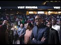 Perezida Kagame yaryohewe n'umuziki mu gitaramo cyo #KwitaIzina19