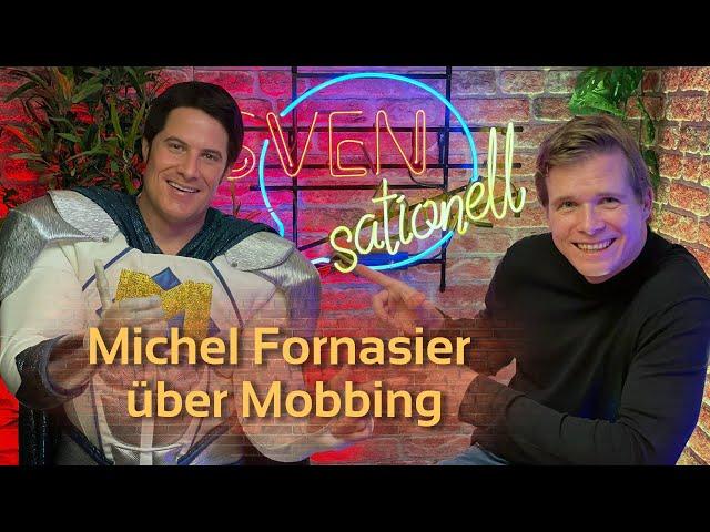 Michel Fornasier, Bionicman über Mobbing | SVENsationell #3