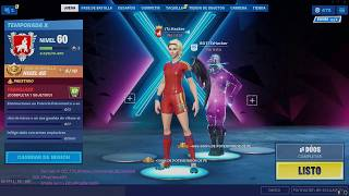 *Fortnite* How to create a bot and put skins on in the *SEASON 10 lobby*