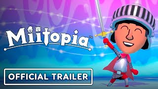 Miitopia - Official Hilarious Quest Trailer