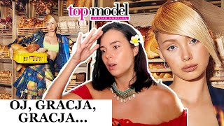 Oj Gracja, Gracja... Top model 9 #6
