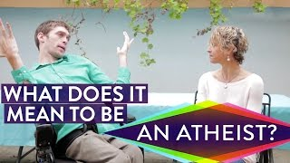 Repeat youtube video The Atheist Church | Have a Little Faith with Zach Anner