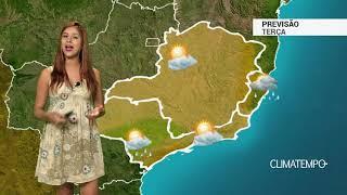 Previsão Sudeste -  Muito calor e possibilidade de chuva