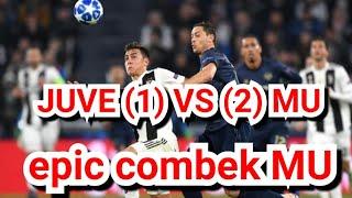 Download Video juventus vs mu highlights ( 1 - 2) epic combek MU MP3 3GP MP4