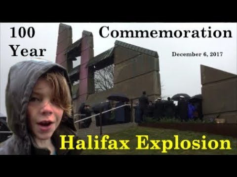 Halifax Harbour Explosion – 100 Year Commemoration