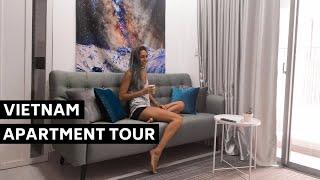 Ho Chi Minh (Saigon) Modern Apartment Tour + Helpful Tips!