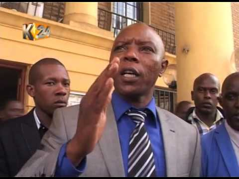 Former Mungiki leader robbery with violent case continues