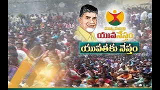 Yuva Nestham Scheme Not Launched for Electoral Gains | Chandrababu
