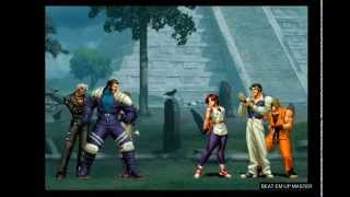 King of Fighters 2003 K