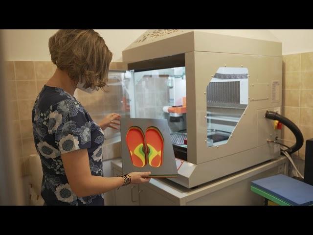 Talonete personalizate-Centrul de reumatologie Craiova