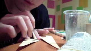 Делаем ушки эльфа:D(Это первое моё видео, и я надеюсь на поддержку лайками:), 2014-06-26T16:20:00.000Z)