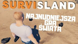 SURVISLAND PL - Nowy Survival, w który nie da się grać   gameplay po polsku