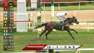 Vidéo de la course PMU PREMIO VIOLETA PARRA