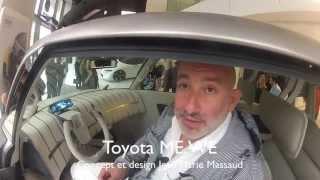 Toyota ME.WE Concept 2013 Videos