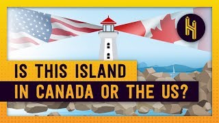 Why This Island Might be in Canada or Might be in the US
