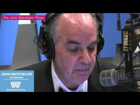John Batchelor Show- An Empire on the Edge: How Britain Came to Fight America PART 2 of 3.