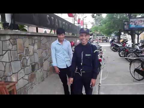 Doing PR for your school in Phnom Penh, Cambodia