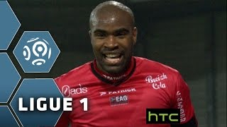 Goal Sloan PRIVAT (24') / EA Guingamp - AS Saint-Etienne (2-0)/ 2015-16