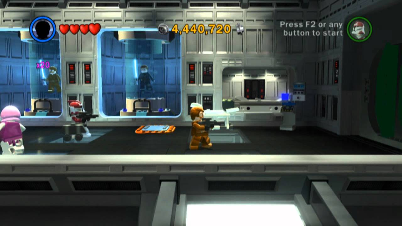 Lego Star Wars 3 The Clone Wars Special Characters Youtube