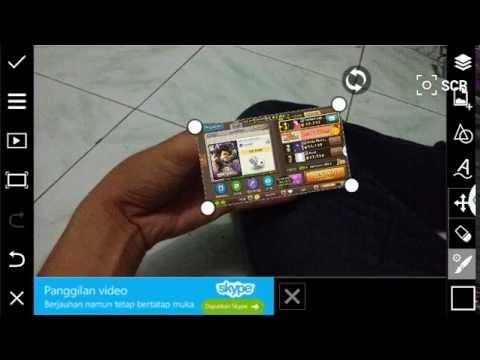 Cara Edit Foto Transparan Dengan Picsart Youtube