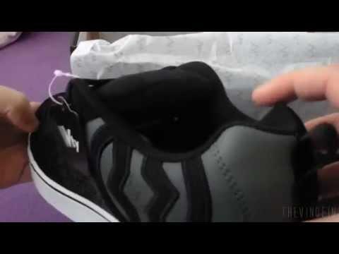 Unboxing Deichmann Vty Sneaker - YouTube