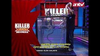 Danang salut banget sama Efni karena keberaniannya - Killer Karaoke Indonesia