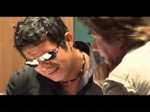 Raphael Y Alejandro Sanz   La Fuerza Del Corazon