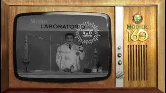 Möller Kalanmaksaöljy 160 vuotta laboratorio
