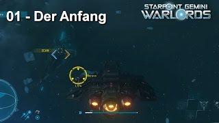 Starpoint Gemini Warlords - Weltraum RPG - Der Anfang 01 - deutsch/german