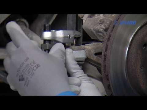 ball joint puller - 2032