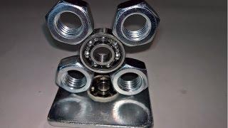 DIY Fidget Toy | Hand Spinner Model 3&4 Fidget Spinner | Easy Hardware Store Items Simple and Easy